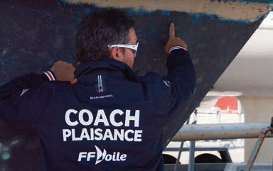 Coaching plaisance pack maintenance équipement