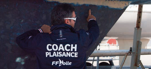 Coaching plaisance pack maintenance